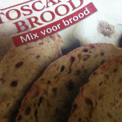Toscaans brood PIZZAJOLLY houtoven!