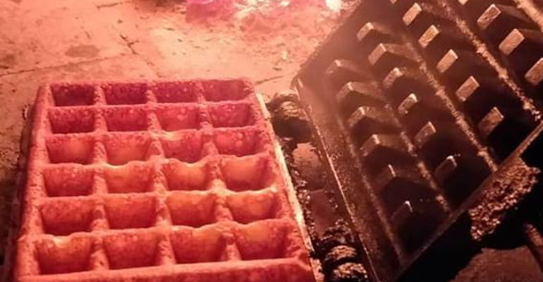 Brusselse Wafels uit de PIZZAJOLLY pizzaoven!