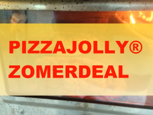 ZOMER DEAL PIZZAJOLLY